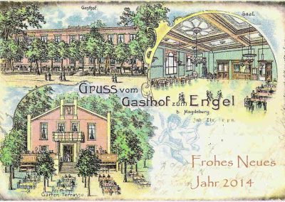 Frohes 2014